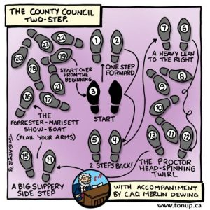 County Council 2-step