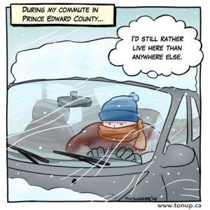 Commute Contemplations