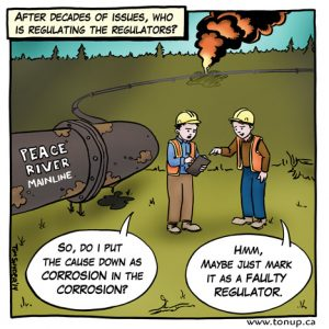 Pipeline Regulators