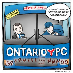 Ontario PC Bus