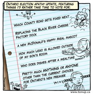 Election Apathy