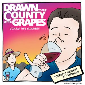 County of the Grapes