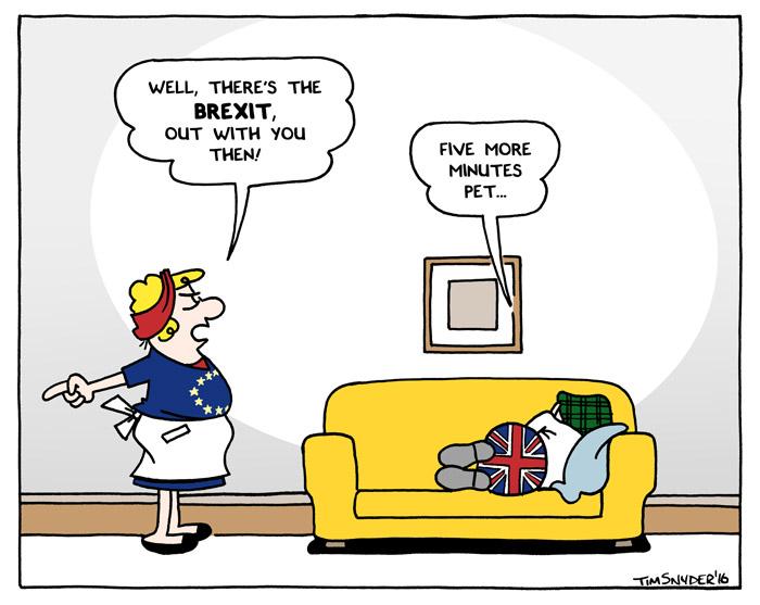 Andy Capp Brexit