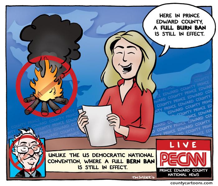 Burn Ban Bern Ban