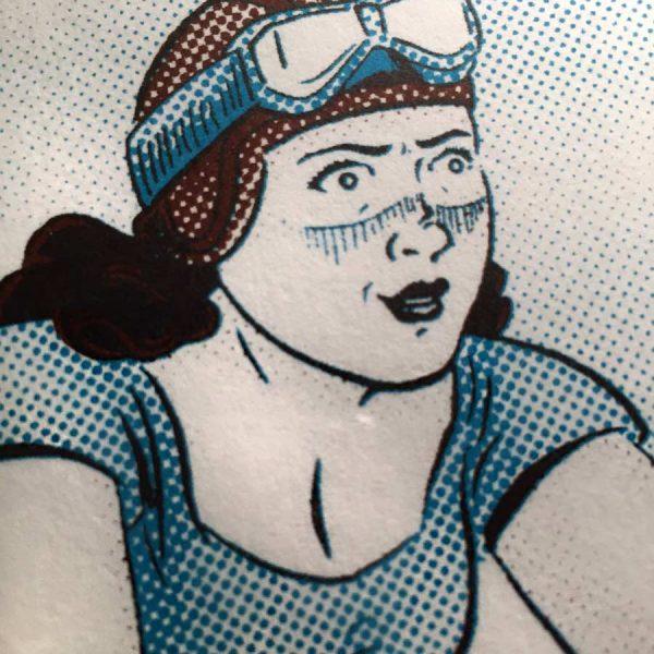 Bantam Betty Detail