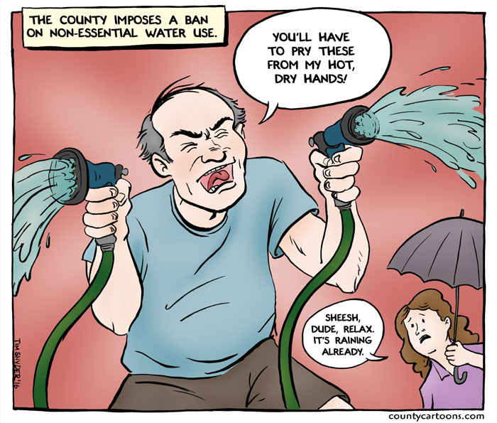Water Ban