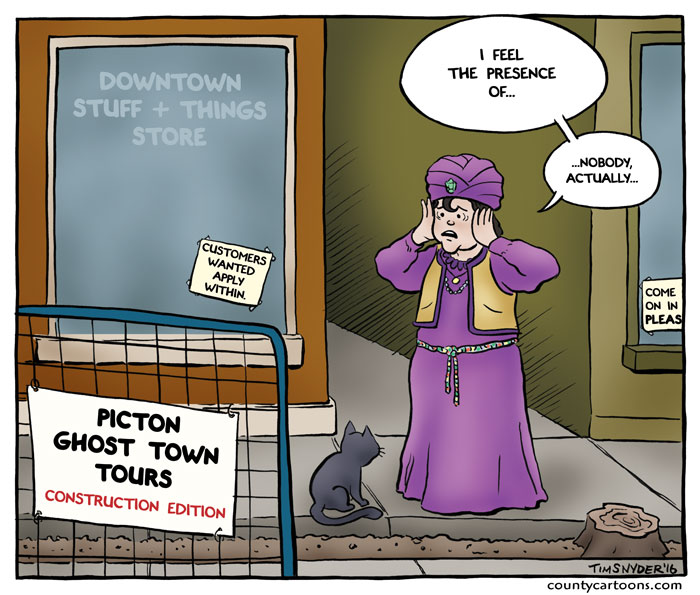 Picton Ghost Town