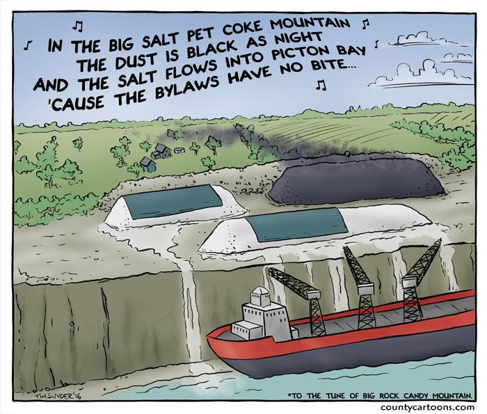 Picton Bay Troubles