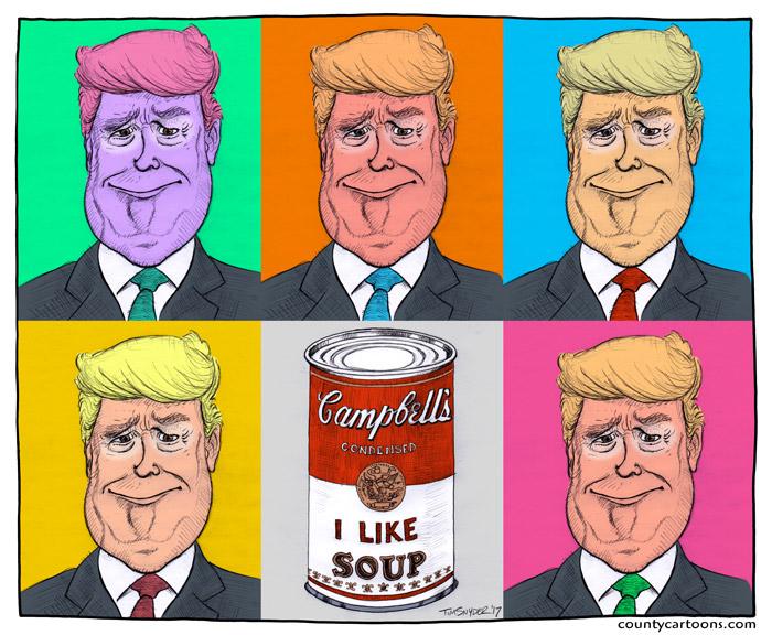 Trump Soup