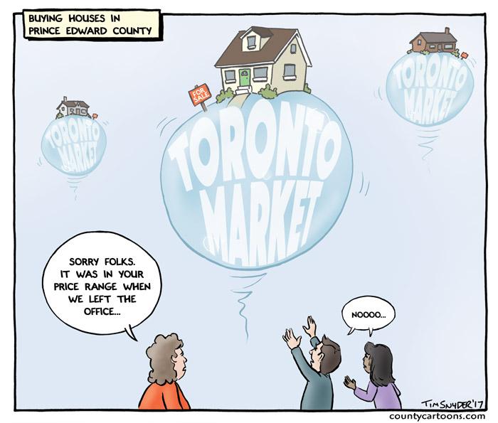 Toronto House Market