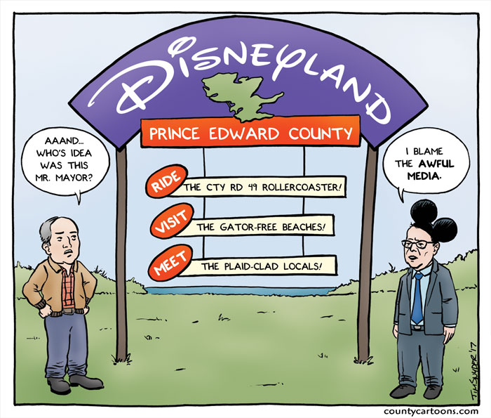 Disneyland - Prince Edward County