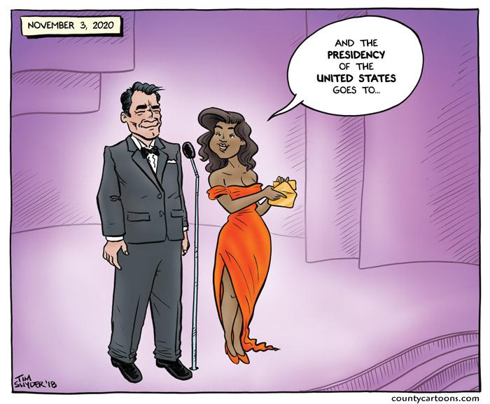 Celebrity Presidency
