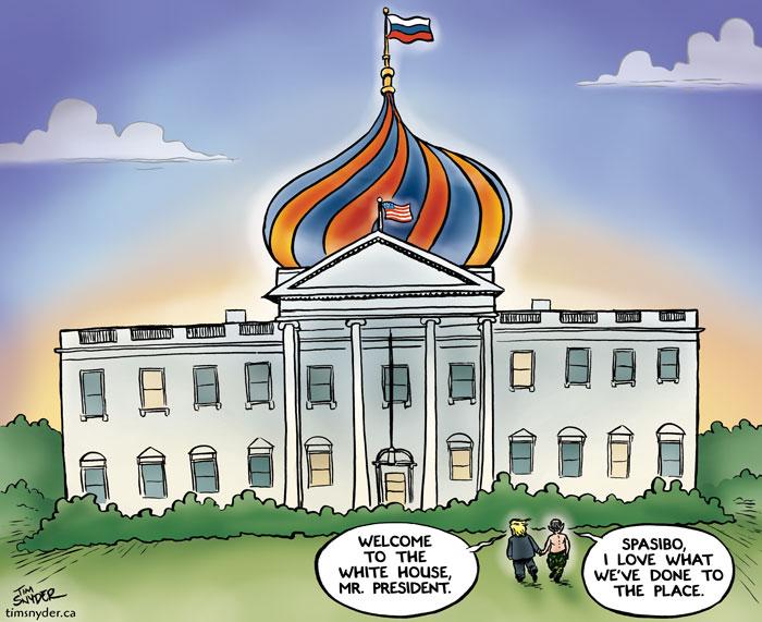 Putin's White House