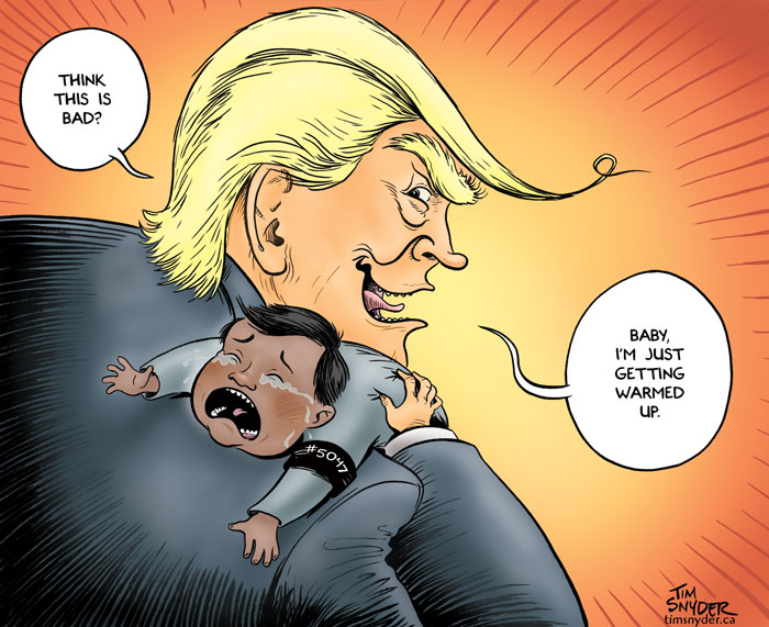 Trump Immigrant Children