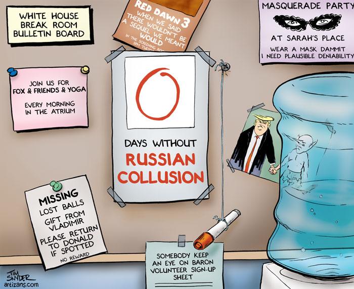 Trump Collusion