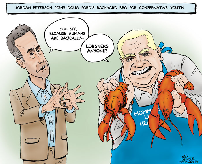 Peterson Ford Lobsters