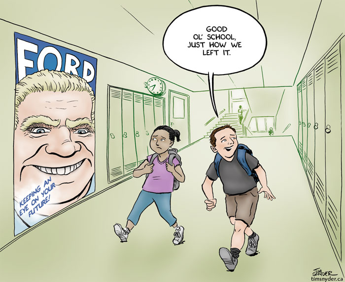 Back to School with Ford