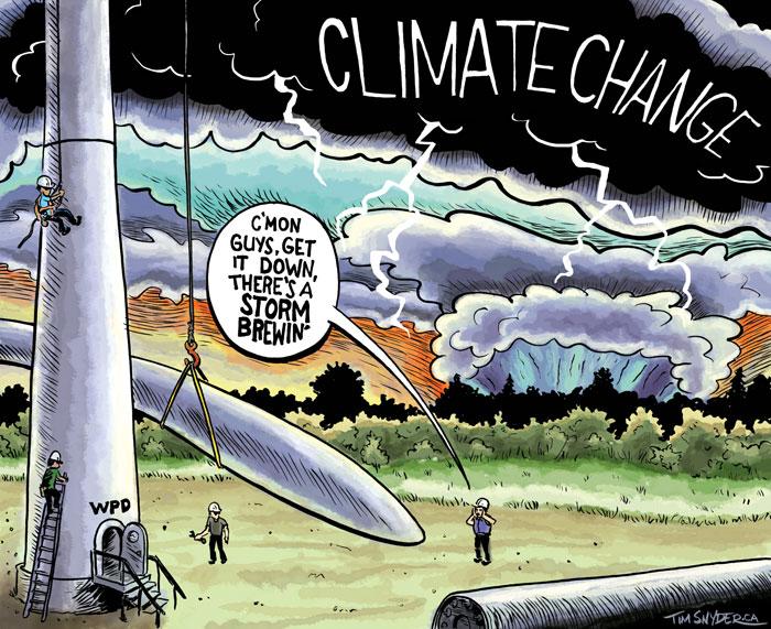 WPD Climate Change