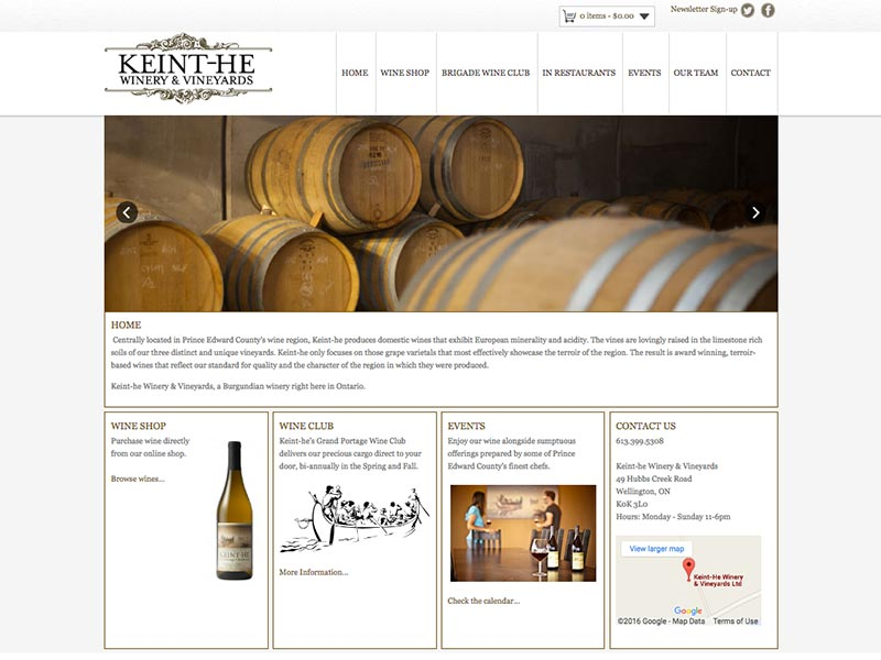 Keint-he Winery